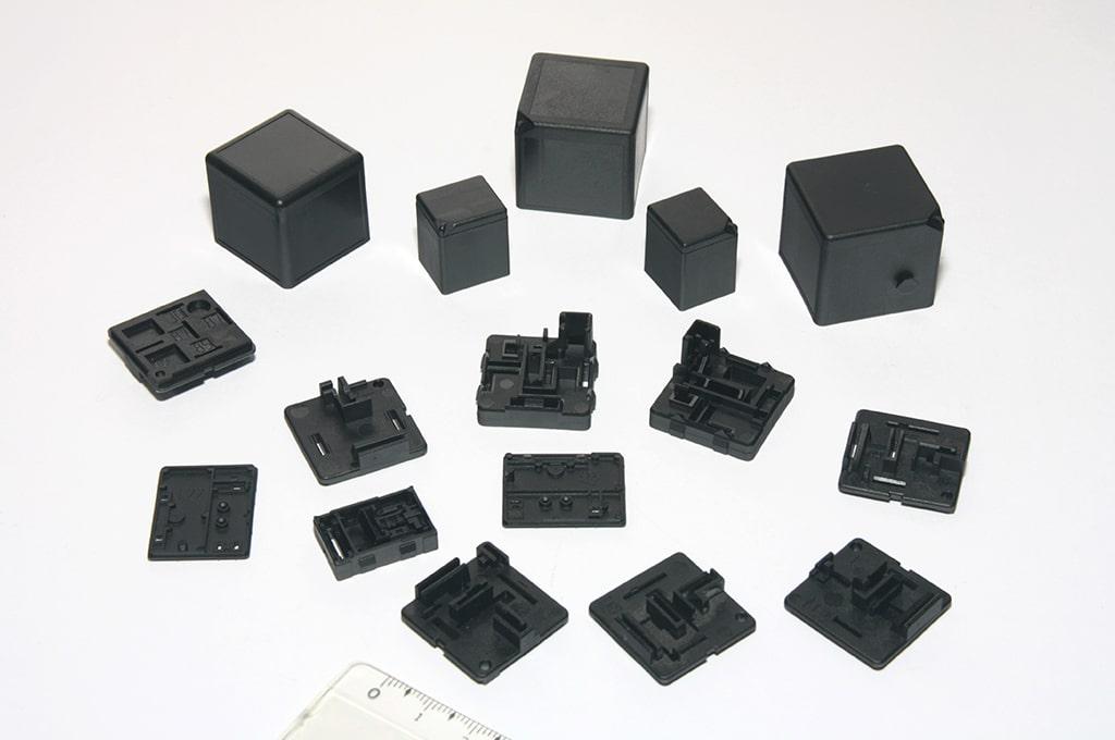 Amostras plásticas, Electrical Precision Parts