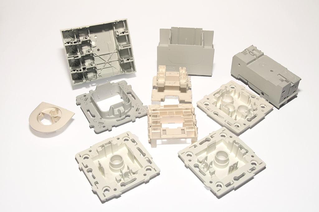 Amostras plásticas, Electrical