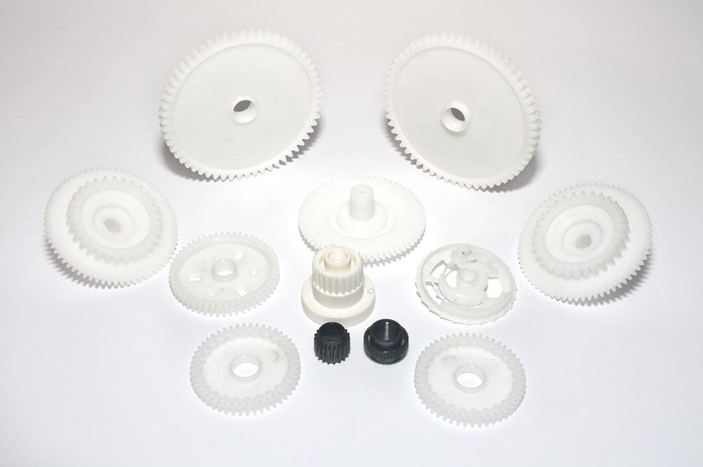 Amostras plásticas, Wheels
