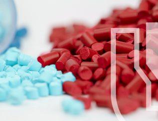plásticos recicláveis indústria dos moldes